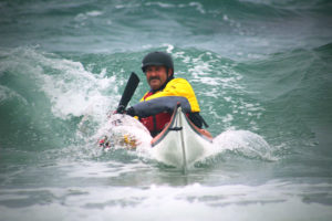 Intermediate Surf For Sea Kayakers