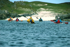 Glenuig / Small Isles Expedition